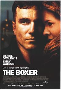 The Boxer - 27 x 40 Movie Poster - Style A