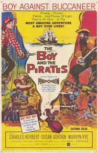 The Boy and the Pirates - 11 x 17 Movie Poster - Style A