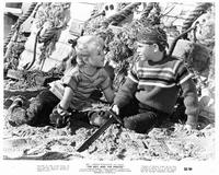 The Boy and the Pirates - 8 x 10 B&W Photo #6