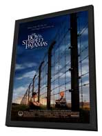 The Boy in the Striped Pajamas - 27 x 40 Movie Poster - Style A - in Deluxe Wood Frame
