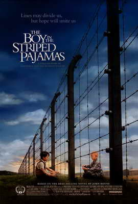 The Boy in the Striped Pajamas - 27 x 40 Movie Poster - Style A