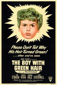 The Boy with the Green Hair - 27 x 40 Movie Poster - Style A