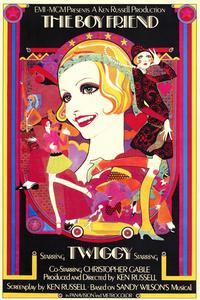 The Boyfriend - 11 x 17 Movie Poster - Style A