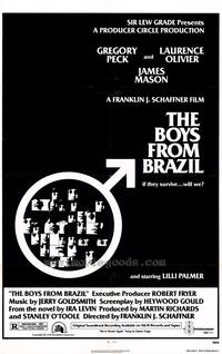 The Boys from Brazil - 27 x 40 Movie Poster - Style A