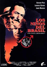 The Boys from Brazil - 27 x 40 Movie Poster - Spanish Style A