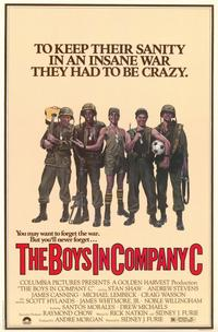 The Boys in Company C - 27 x 40 Movie Poster - Style A