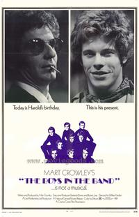 The Boys in the Band - 43 x 62 Movie Poster - Bus Shelter Style A