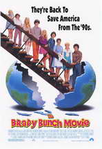 The Brady Bunch Movie - 11 x 17 Movie Poster - Style A