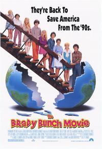 The Brady Bunch Movie - 27 x 40 Movie Poster - Style A
