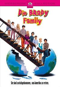 The Brady Bunch Movie - 27 x 40 Movie Poster - German Style A