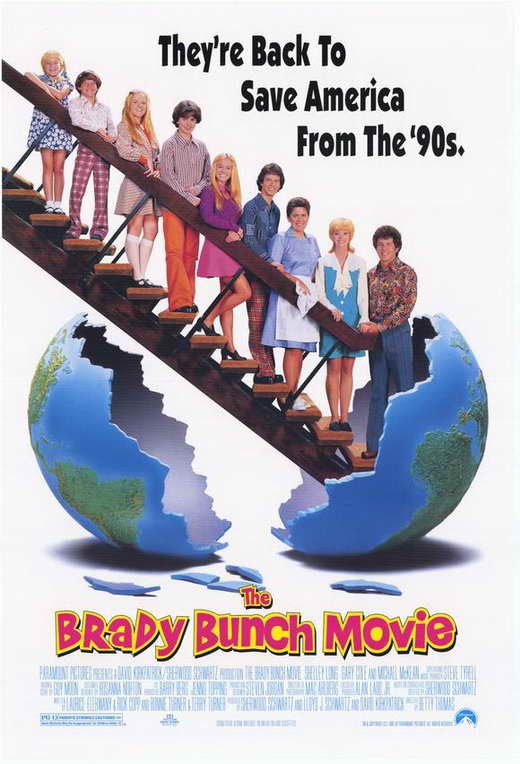 The Brady Bunch Movie Movie Posters From Movie Poster Shop