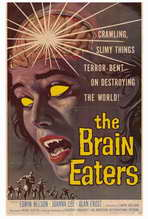 The Brain Eaters - 27 x 40 Movie Poster - Style A
