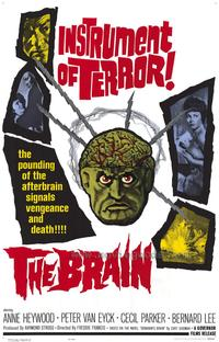 The Brain - 27 x 40 Movie Poster - Style A