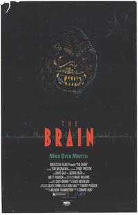The Brain - 11 x 17 Movie Poster - Style A
