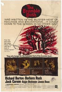 The Bramble Bush - 27 x 40 Movie Poster - Style A