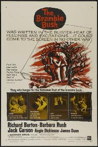 The Bramble Bush - 43 x 62 Movie Poster - Bus Shelter Style B
