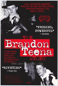The Brandon Teena Story - 43 x 62 Movie Poster - Bus Shelter Style A