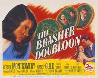 The Brasher Doubloon - 11 x 14 Movie Poster - Style A