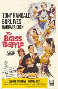 The Brass Bottle - 11 x 17 Movie Poster - Style A