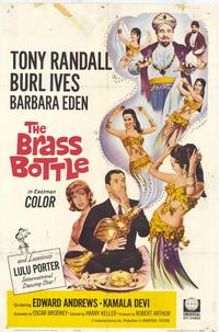 The Brass Bottle - 27 x 40 Movie Poster - Style A