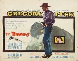 The Bravados - 11 x 14 Movie Poster - Style A
