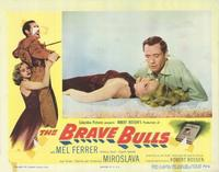 The Brave Bulls - 11 x 14 Movie Poster - Style A