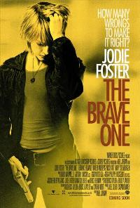 The Brave One - 43 x 62 Movie Poster - UK Style A