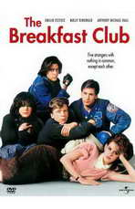 The Breakfast Club - 11 x 17 Movie Poster - Style E
