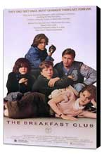 The Breakfast Club - 11 x 17 Movie Poster - Style A - Museum Wrapped Canvas