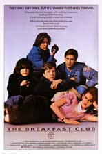 The Breakfast Club - Movie Poster - 24 x 36 - Style B