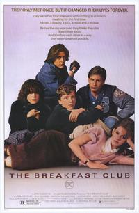 The Breakfast Club - 43 x 62 Movie Poster - Bus Shelter Style A