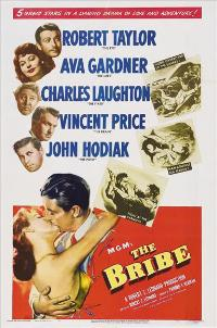 The Bribe - 43 x 62 Movie Poster - Bus Shelter Style A