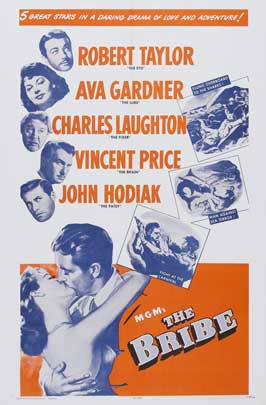 The Bribe - 11 x 17 Movie Poster - Style A