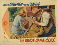 The Bride Came C.O.D. - 11 x 14 Movie Poster - Style B