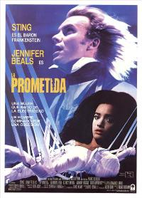 The Bride - 11 x 17 Movie Poster - Spanish Style A