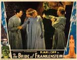 The Bride of Frankenstein - 11 x 14 Movie Poster - Style B