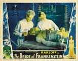 The Bride of Frankenstein - 11 x 14 Movie Poster - Style G