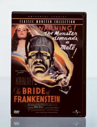 The Bride of Frankenstein - 8 x 10 Color Photo #1