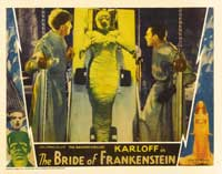 The Bride of Frankenstein - 11 x 14 Movie Poster - Style H