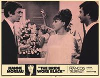 The Bride Wore Black - 11 x 14 Movie Poster - Style B