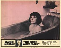 The Bride Wore Black - 11 x 14 Movie Poster - Style C