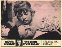 The Bride Wore Black - 11 x 14 Movie Poster - Style D