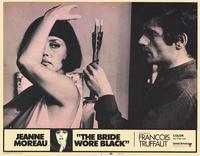 The Bride Wore Black - 11 x 14 Movie Poster - Style E