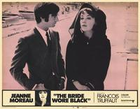 The Bride Wore Black - 11 x 14 Movie Poster - Style I