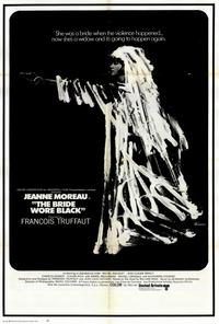 The Bride Wore Black - 27 x 40 Movie Poster - Style A