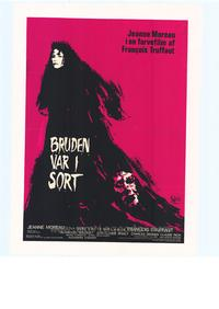 The Bride Wore Black - 11 x 17 Poster - Foreign - Style A