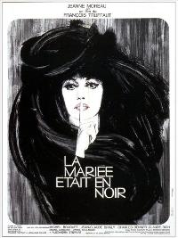 The Bride Wore Black - 11 x 17 Movie Poster - French Style B