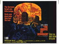 The Bridge at Remagen - 11 x 14 Movie Poster - Style A