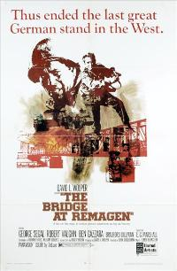 The Bridge at Remagen - 11 x 17 Movie Poster - Style B