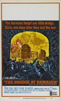 The Bridge at Remagen - 11 x 17 Movie Poster - Style C